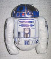 1997 Star Wars Buddies R2-D2 Robot Bean Bag Toy Kenner