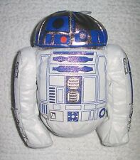 1997 Star Wars Buddies R2-D2 Robot Bean Bag Toy Kenner 5 1/2""