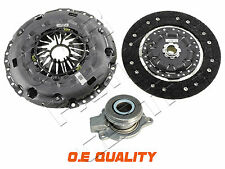FOR FIAT SEDICI 1.9 DT 3 PIECE CLUTCH COVER DISC KIT RELEASE BEARING SET 2006-