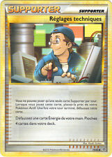 Pokemon n° 75/95 - Trainer - Réglages techniques