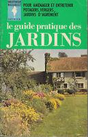Livre poche le guide pratique des jardins J.C. Van Der Steen book