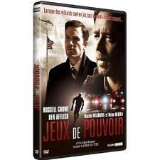 DVD *** JEUX DE POUVOIR *** avec Ben Affleck