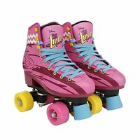 Soy Luna Disney Roller Skates Training Size 34-35/3/23 Original TV Series NEW