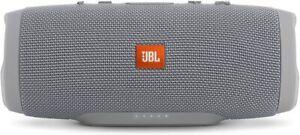 New JBL Charge 3 Waterproof Portable Bluetooth Speaker Grey