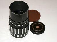 EXC! LOMO OKC1-75-1 75mm F2 Vintage Cine Movie Lens M42 Converted SN670012