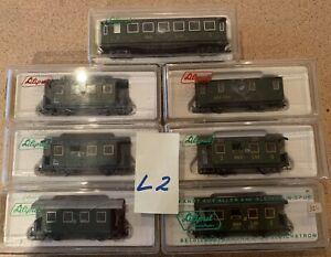 LILIPUT L31522-139-1 Set Gehäuse-Teile BR52 neu OVP