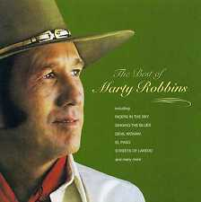MARTY ROBBINS - THE BEST OF - NEW CD!!