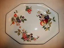 Johnson Brothers Fresh Fruit Pattern 12-Inch Serving Platter England