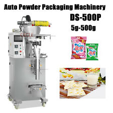 50-500g Spices Powder Filling Packing Machine Coffee Powder Packing Machine