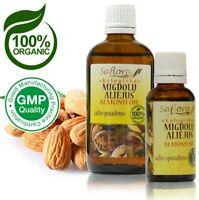 Sweet Almond Oil Authentic Pharm Grade | 100% Pure Organic Virgin