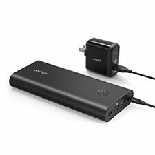 Anker PowerCore+ 26800 Portable Charger High Capacity 26800mAh QC 3 Wall Charger