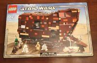 LEGO Star Wars Sandcrawler (10144) brand new in sealed box NIB