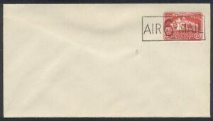 U.S. #UC9 (AM46) Mint Entire - 6c on 2c Carmine (80)