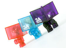 ThreeA 3A WWR 3AGO (PINK) Clear Square (1 square only)