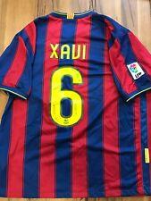 Xavi Authentic Nike Jersey FC Barcelona