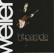 THE JAM/THE STYLE COUNCIL/PAUL WELLER - HIT PARADE   *NEW 2014 CD ALBUM*