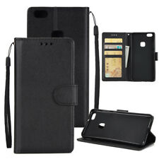 For Huawei P8 P9 P10 Lite 2017 P20 Pro Luxury Leather Magnetic Wallet Cover Case