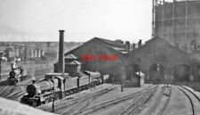 PHOTO  BRISTOL BARROW ROAD LOCOMOTIVE DEPOT IN ITS LAST DAYS 1965 VIEWED FROM TH