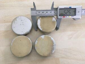 Set of 4 Ronal 52mm wheel centre caps  003 0101 # JL261