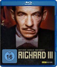 RICHARD III - GANZ,BRUNO/WINKLER,ANGELA   BLU-RAY NEU