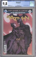 Batman #24 - CGC 9.8 NM/MT (DC Comics, 2017) Batman proposes to Catwoman