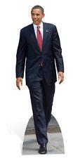 Barack Obama lifesize carton découpe standup HOMME POLITIQUE USA 44e président