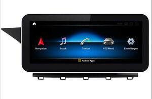 "Android 10 Display f Mercedes Benz E W212 NTG 4.x  Bluetooth USB Navi 10.25"""