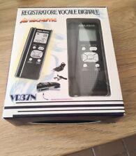 registratore digitale majestic 4gb + espansibile vr37n