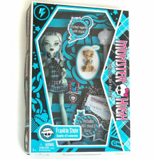 Monster High Doll Frankie Stein First 1st Wave 1 2009 NIB