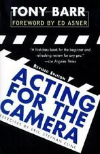 Acting for the Camera by Tony Barr (1997, Paperback, Revised)