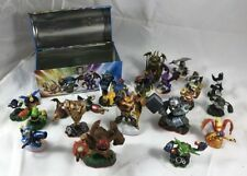 SKYLANDERS Lot of 20 Spyro's Adventure Characters - with Carry Case