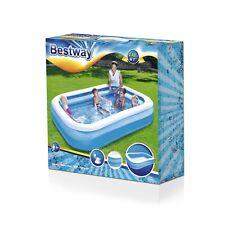 Best Way 2 Ring Pool 262*175*51 cm Planschbecken