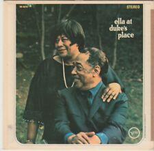 """Ella Fitzgerald Duke Ellington """"Ella at Duke's Place"""" 4 track Jukebox E.P. 7"""""""