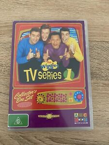 The Wiggles - TV Series 1 One - Collector's Box Set - ABC Kids - RARE DVD Set