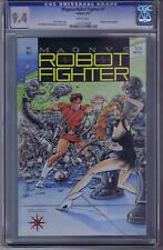 Magnus Robot Fighter #1 Valliant 1991