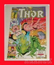 The Mighty THOR N 10 Play Press 1991
