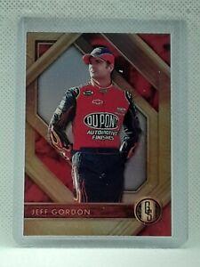 Jeff Gordon 2021 Panini Chronicles Gold Standard - NASCAR Auto Racing - #14