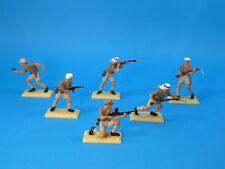 BRITAINS DSG * WWII BRITISH SPECIAL AIR SERVICE (SAS) TROOPS * TOY SOLDIERS #284