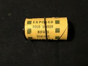 Vintage Exposed Kodak 828 Kodacolor Film~1 roll