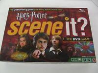Harry Potter Scene It 1st Edition 2005 DVD Game Complete Mattel