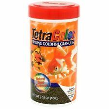 Tetra TetraColor Sinking Goldfish Granules - 3.52oz (100g) - NEW/SEALED