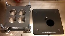 FLOWBENCH ROTATING STYLE CARB TESTING FIXTURE SUPERFLOW HOLLEY IMCA NASCAR