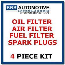 VW Golf Mk4 & Bora 1.6i 8v (97-04) Plugs,Fuel,Air & Oil Filter Service Kit a5ap