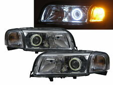 S80 MK1 1999-2003 Sedan COB Projector Headlight Chrome EUROPE Type for VOLVO LHD
