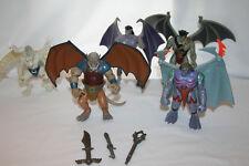 Gargoyles Action Figures & Accessories LOT Disney BVTV 1995