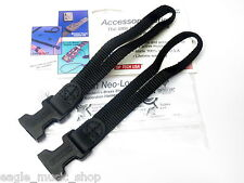 Neotech Neo Loops - For use with Brass Sling - Accordian Harness - Banjo strap