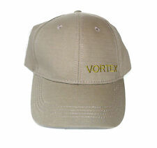Vortex Optics Adjustable Light Brown Hat/Ball Cap >NEW WITHOUT TAGS<