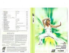 Les Mills Body Flow 35 Complete DVD, CD, Case and Notes