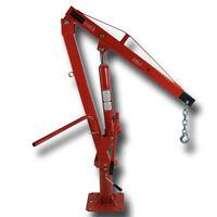 2000 LB PICKUP TRUCK JIB engine hoist crane mount hydraulic pwc dock lift davit