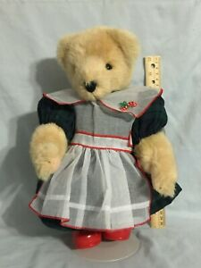 """13""""  FLUFFY VanderBear-Tree Trimming Collection ~ 1982 North Am. Bear Co.  (D88)"""